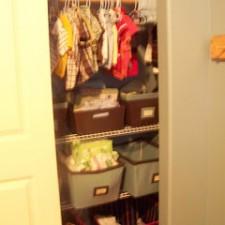 Organizing Tip: Maximize Closet Space