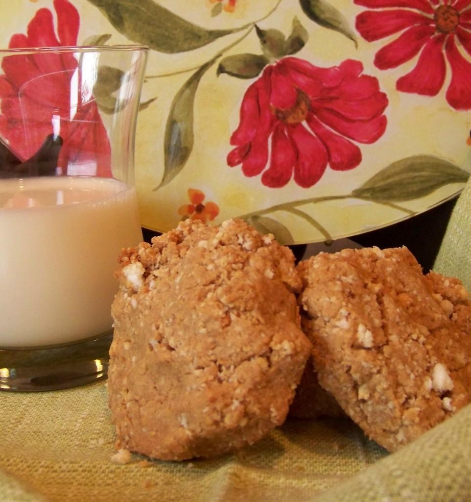 Peanut Butter Quinoa Cookies - Gluten Free & Vegan