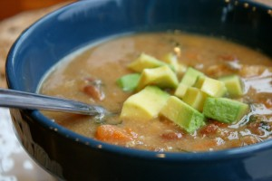 White Chicken Chili - Gluten & Dairy Free