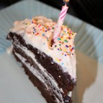 Perfect Gluten Free Vegan Chocolate Birthday Cake