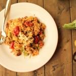Zucchini Rice Casserole – Gluten & Dairy Free