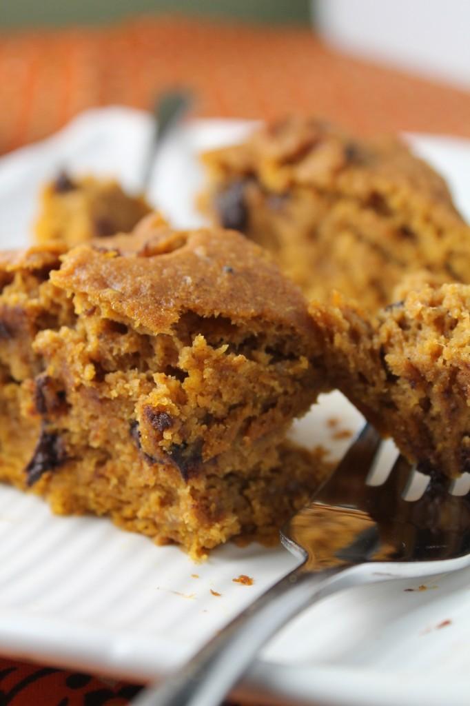 Moist Pumpkin Cake - Gluten Free & Vegan