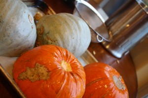How to bake Your Own Pumpkin or Winter Squash
