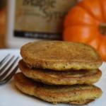 Pumpkin Pancakes – Gluten Free| Vegan