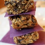 Heavenly Gluten Free-Vegan Soft & Chewy Granola Bars