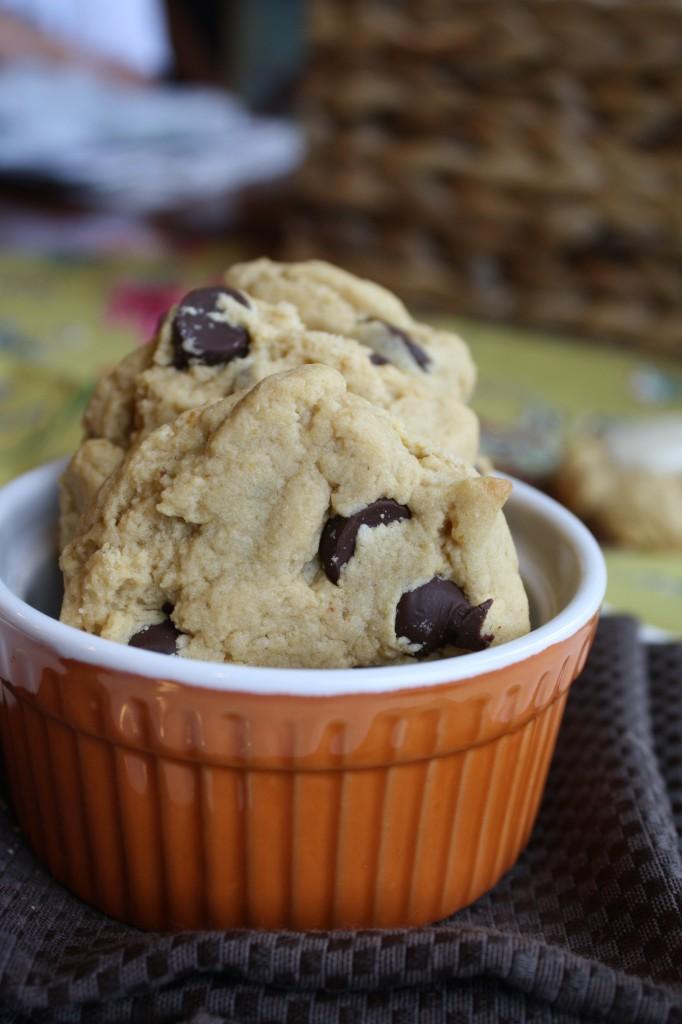 Dense & Chewy Pumpkin Cookies - Gluten Free & Vegan