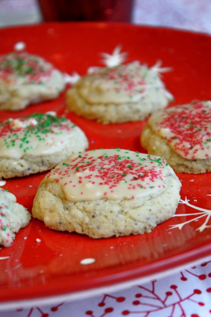 Sugar Cookies - Gluten Free & Vegan