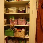Organizing Tip: How To Organize a Pantry