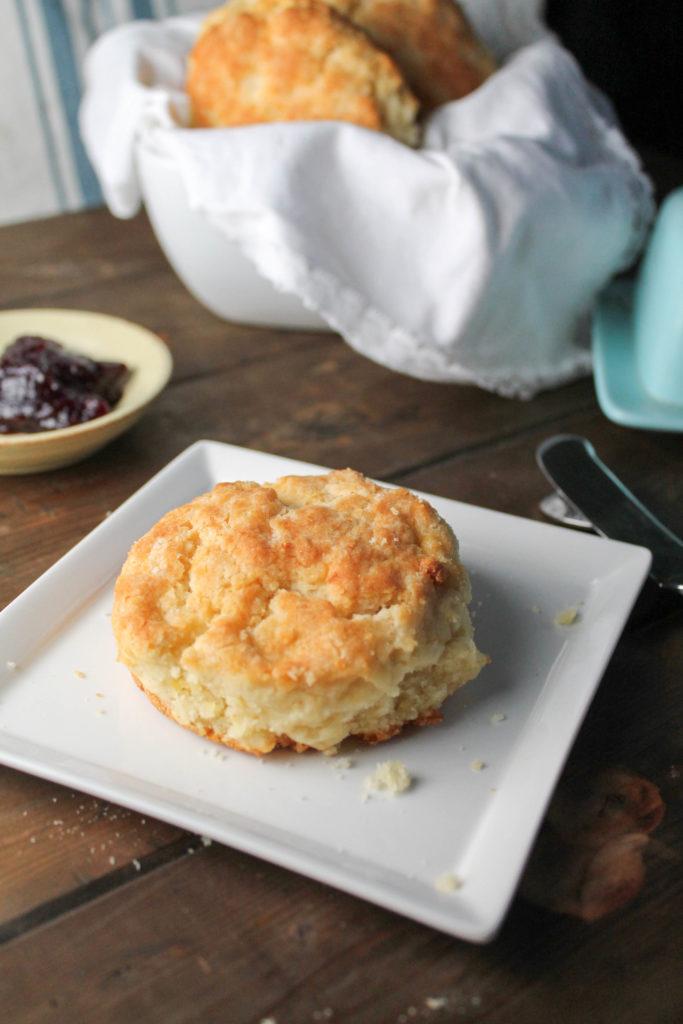 Paleo Biscuits - #GlutenFree #paleo