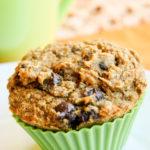 Wholesome Pumpkin Muffins – Gluten Free & Vegan