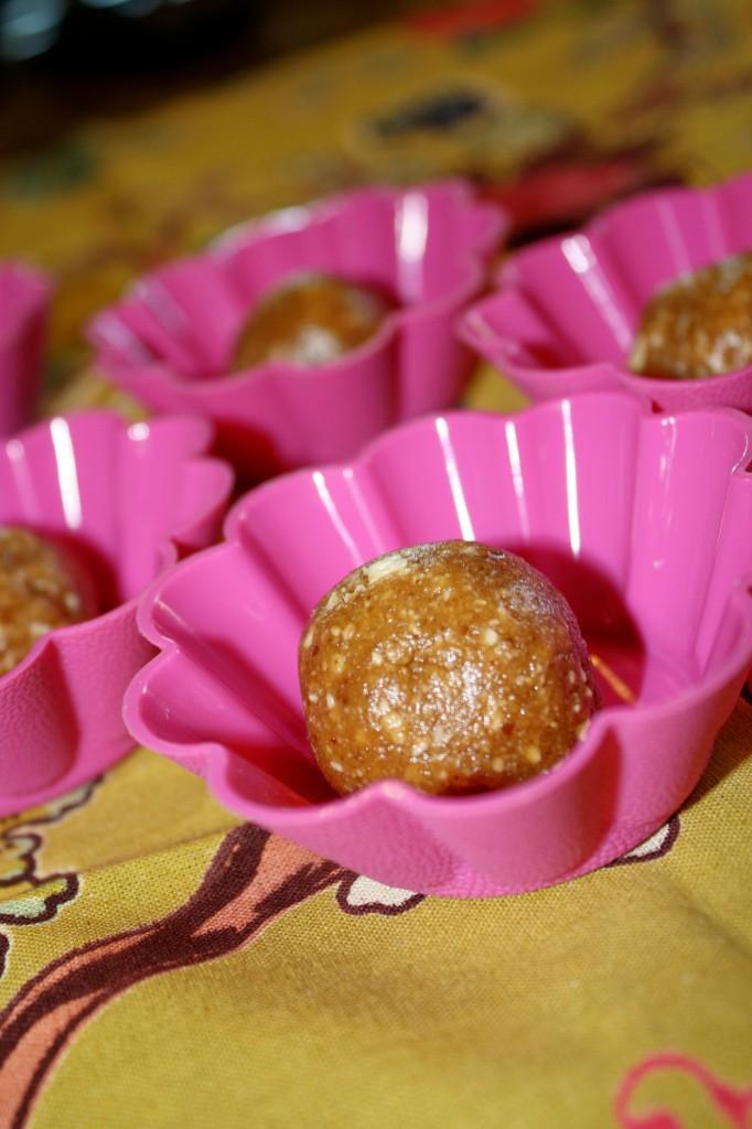 Paleo/Raw Cashew Cookie Lara Bars - Homemade