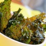 Totally Addictive Kale Chips