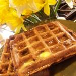Wholegrain Waffles – Gluten Free & Vegan aka Wowwy Waffles