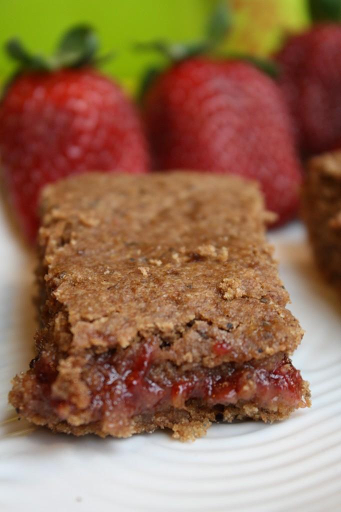 Healthy Homemade Cereal Bars - Gluten Free & Vegan