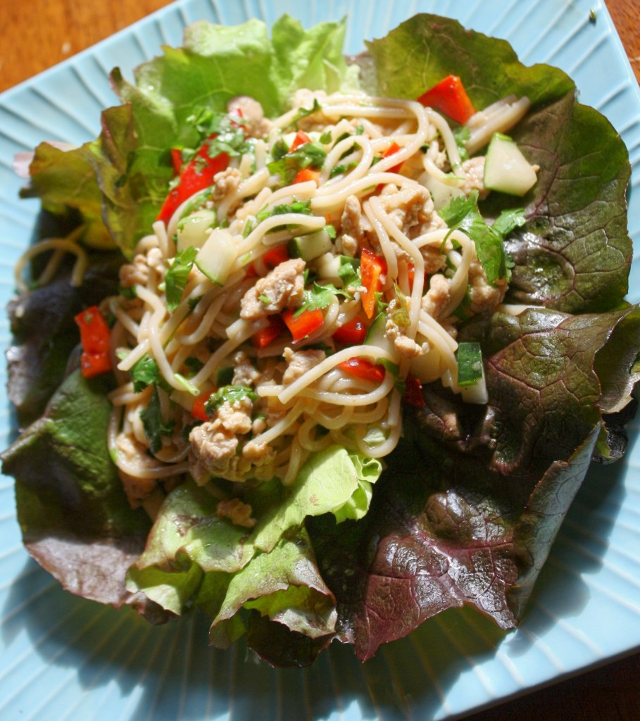 Asian Lettuce Wraps - Allergy-Friendly
