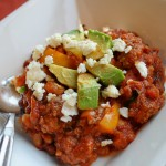 Easy Chili – Paleo/Vegan Options