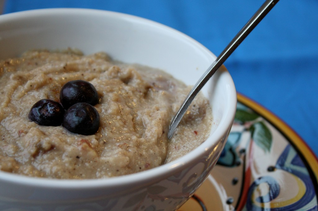 Millet Porridge - A Gluten Free Hot Cereal