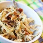 Crunchy Paleo Cabbage Salad