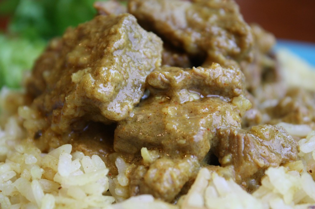 Paleo Tender Indian Meat Cubes - Vindaloo