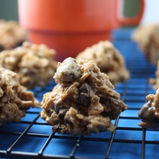 10 Days of Gluten Free: Stocking Up & Healthy Oatmeal Snack Cookies