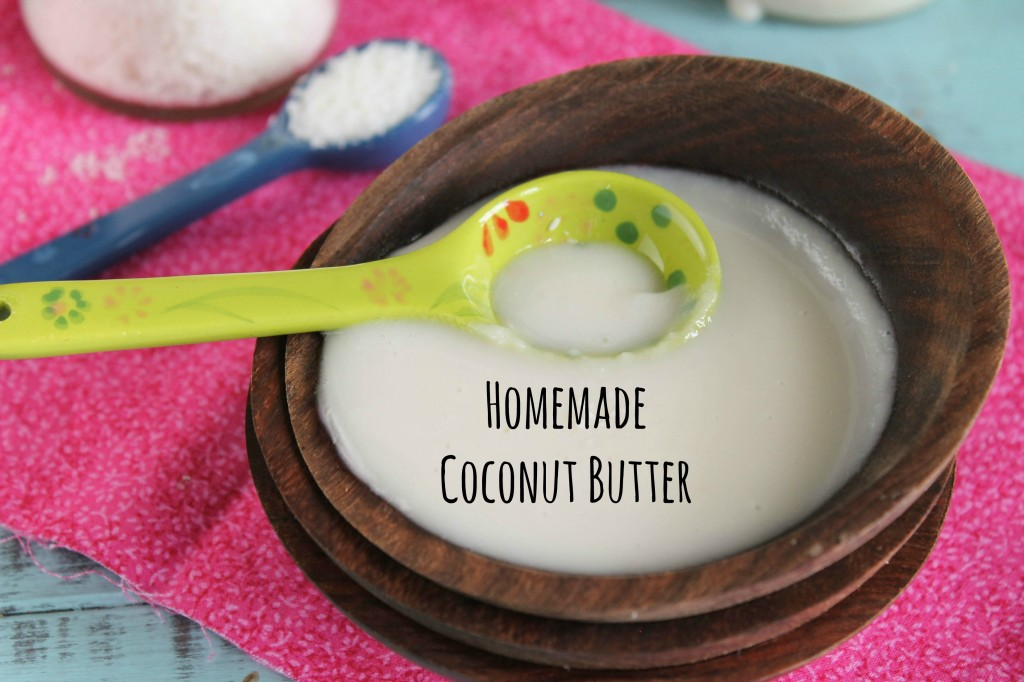 Coconut Butter 101- How To make Your Own and What To Do With It-5122