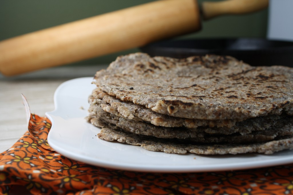 how to make vegan flour tortilla