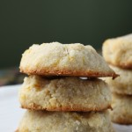 Paleo Vegan Orange Almond Cookies