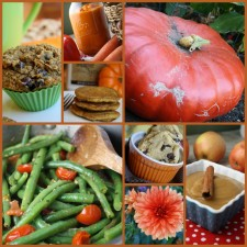 Fall's Bounty:  A Recipe Round Up
