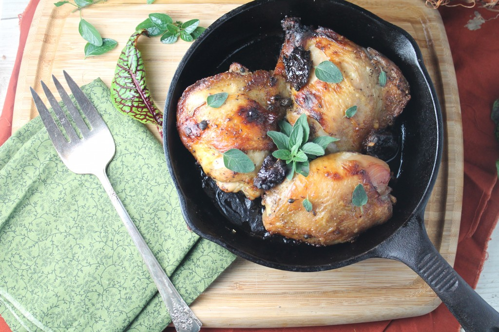Paleo Roasted Chicken Marbela