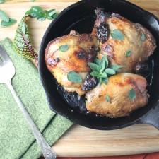 Paleo Chicken Marbella – Healthified