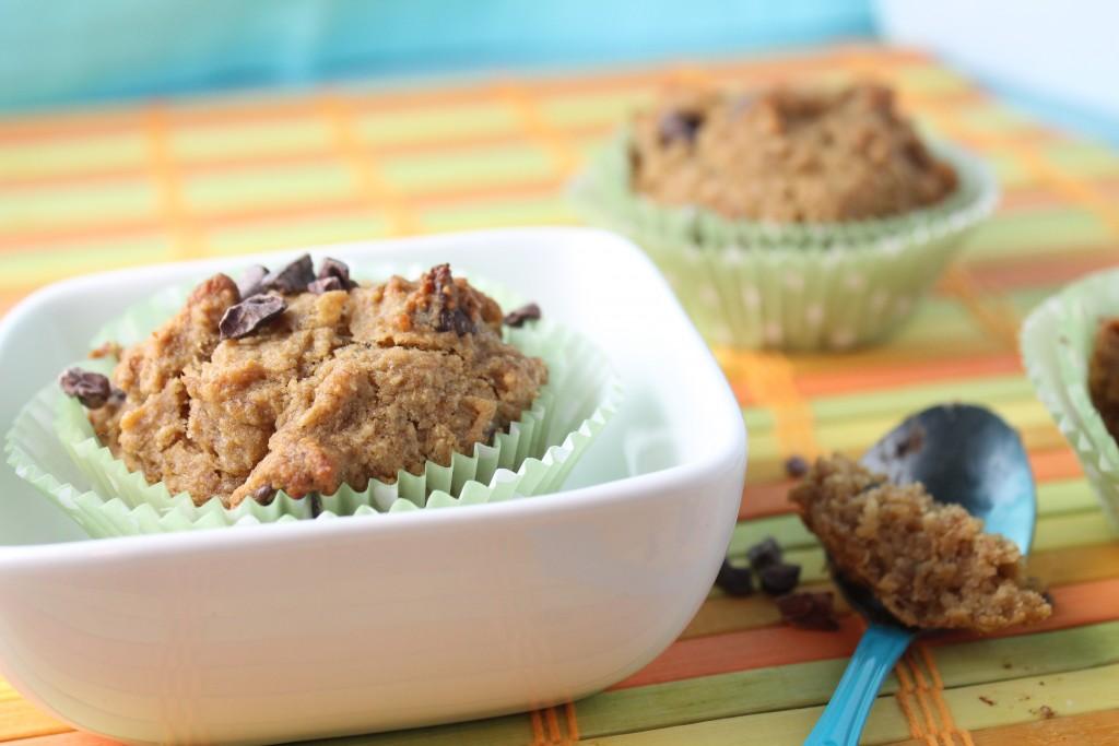 Banana Chocolate Muffins - Gluten Free, Vegan, & Super Nutritious!