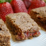 Healthy Homemade Cereal Bars - Gf &amp; V