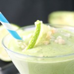 Paleo Key Lime Pie Smoothie
