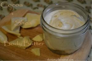 Coca & Shea Body Butter