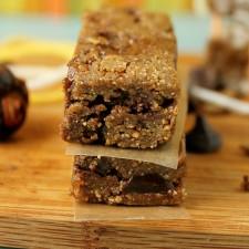 No Peanut Butter Chocolate Chip Lara Bars – Paleo