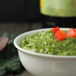 Vegan Kale Pesto & Crazy For Kale Launch Party!