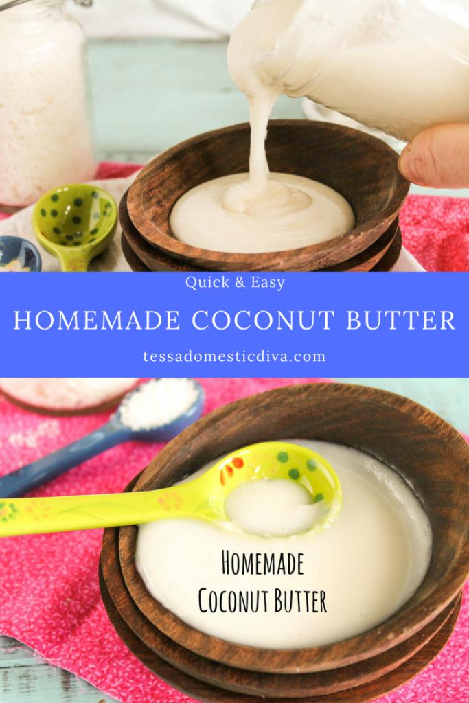 Homemade Coconut Butter (1)