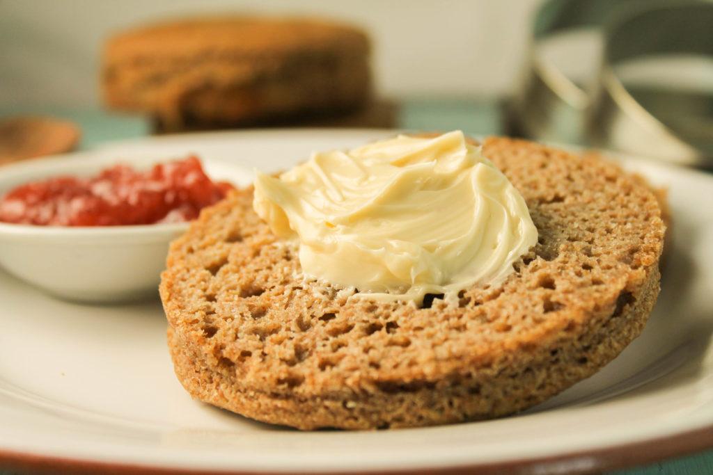 Soft Gluten Free Teff Bread - Gluten Free | Vegan