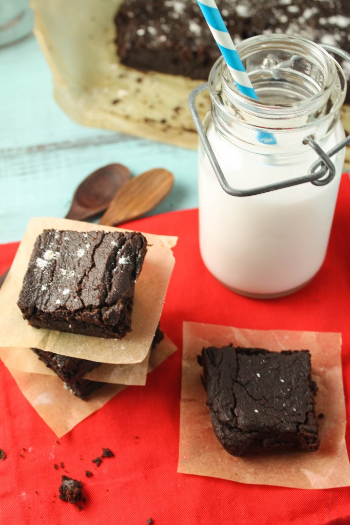 Paleo Vegan Brownies-2828