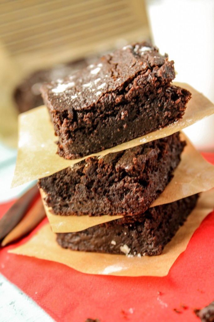Paleo Vegan Brownies-2834