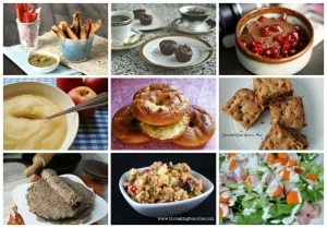Gluten Free Lunchbox Roundup - 40 Ideas!
