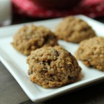 Oatmeal Raisin Cookies – Gluten Free, Vegan, & Ultra Moist!