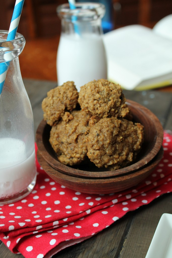 Oatmeal Raisin Cookies - GF & Vegan