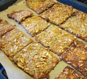 Paleo Krunch Bars