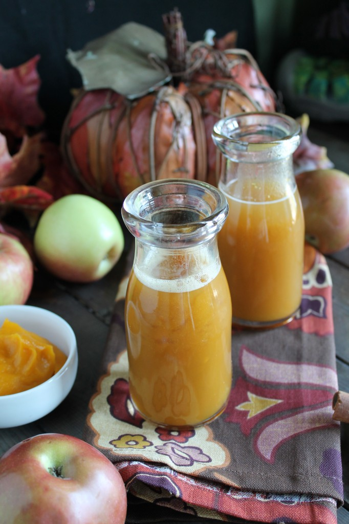 Butter Beer - Pumpkin Apple Cider