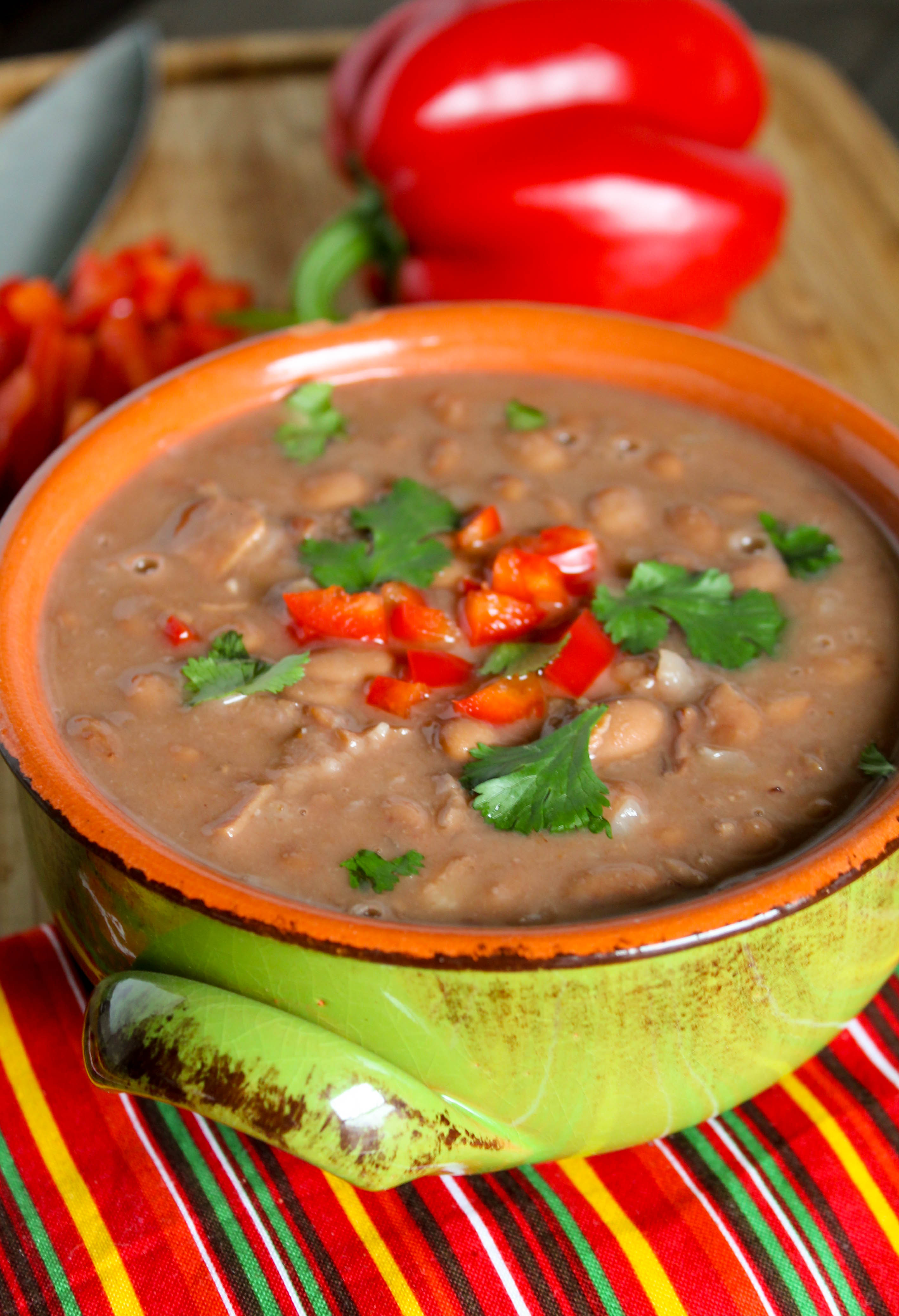 ... of Beans Ever - Homestyle Pinto Beans w- a Pressure Cooker Opt-4895
