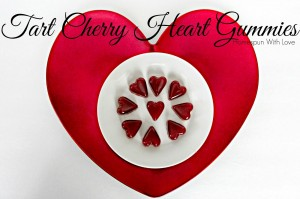 Gut Healing Tart Cherry Gummies