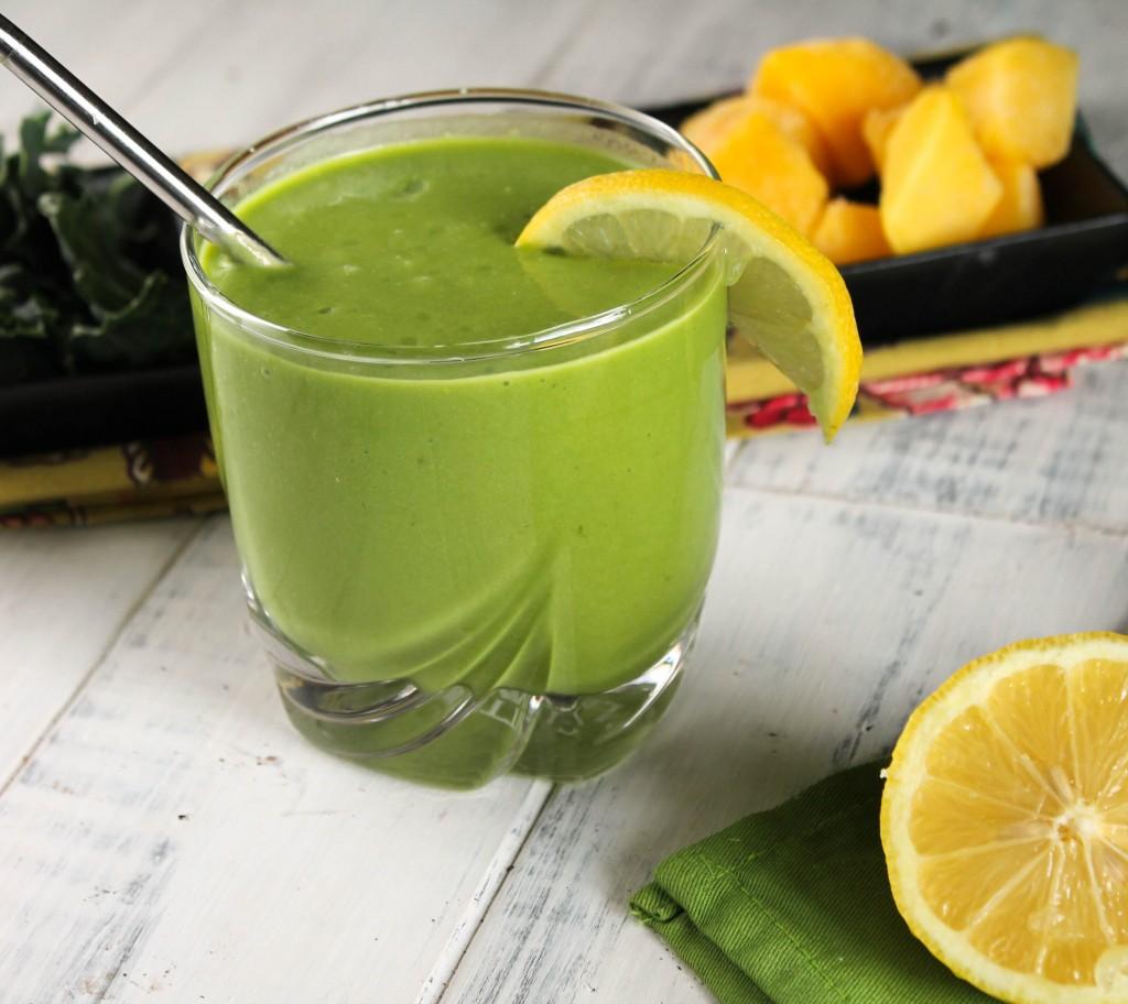 Green Mango Smoothie - Pale, Nut Free, Whole 30-5252