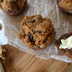 Paleo Sweet Potato Muffins- Egg, Nut, & Grain Free!