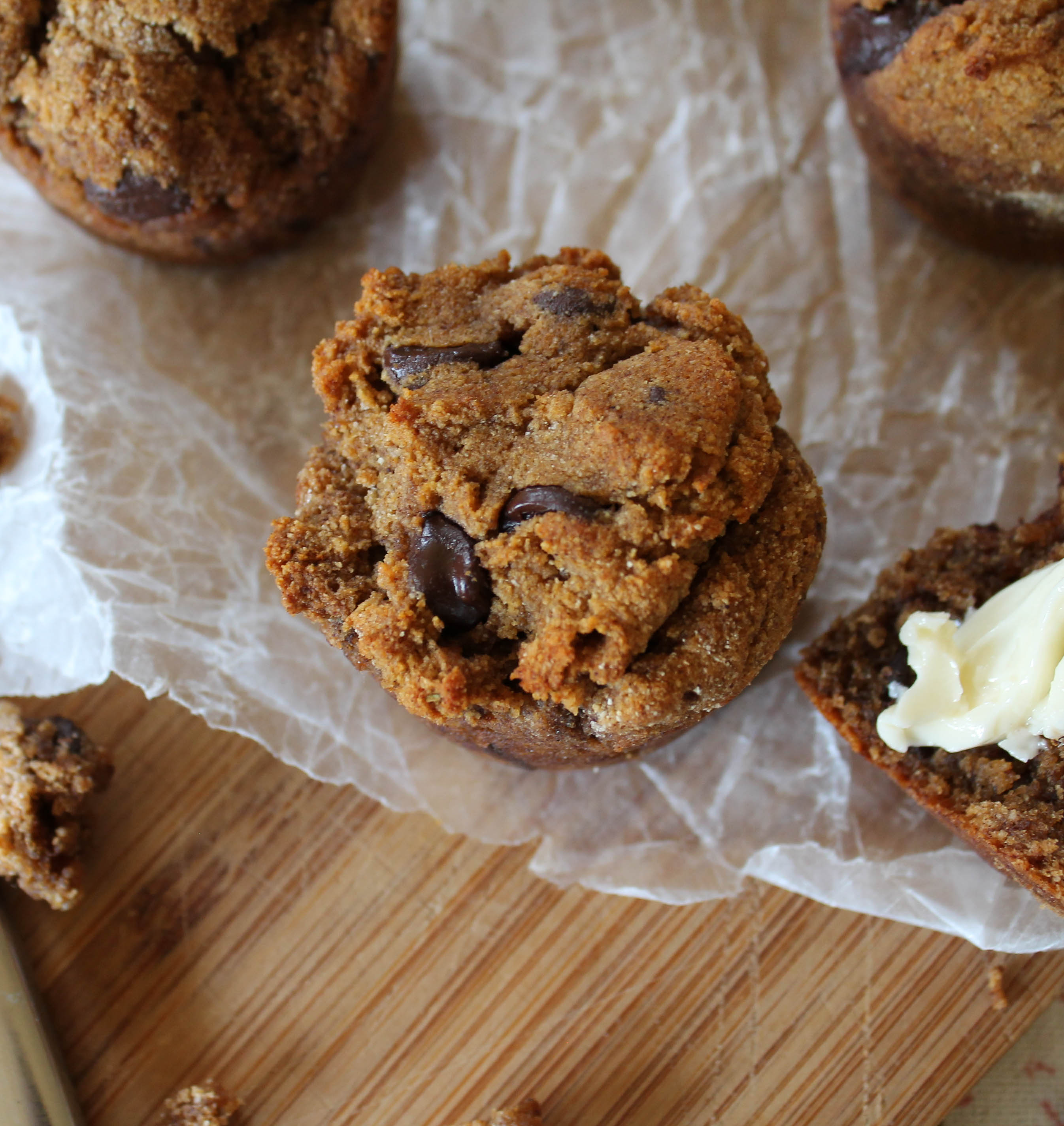 Paleo Sweet Potato Muffinis - Egg, Nut, & Grain Free!-5163